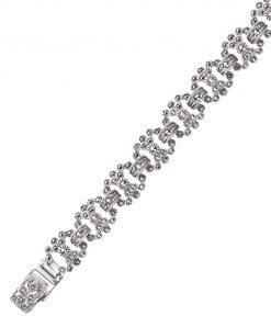 marcasite bracelet BR0168 1