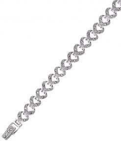 marcasite bracelet BR0175 1