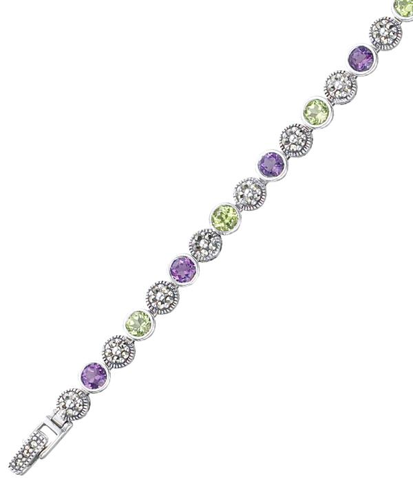 marcasite bracelet BR0184 1