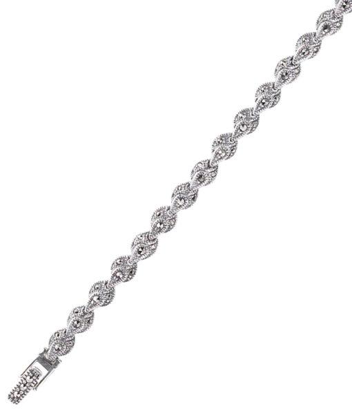 marcasite bracelet BR0188 1
