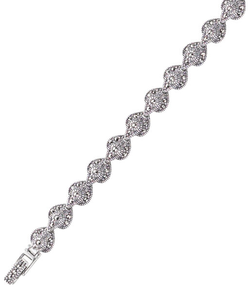 marcasite bracelet BR0190 1