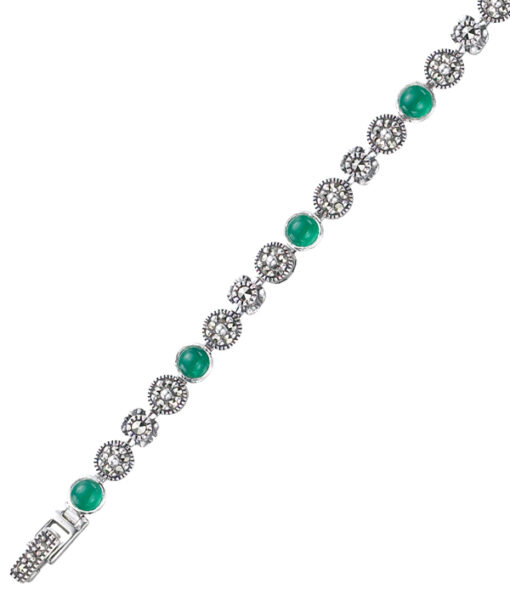 marcasite bracelet BR0194 1