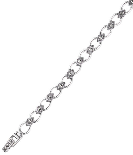 marcasite bracelet BR0195 1