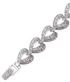 marcasite bracelet BR0208 1