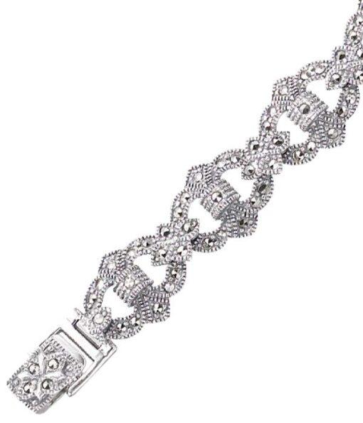 marcasite bracelet BR0210 1