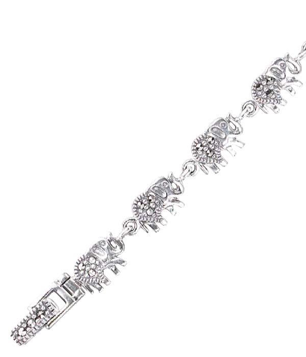 marcasite bracelet BR0223 1