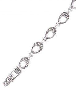 marcasite bracelet BR0254 B 1