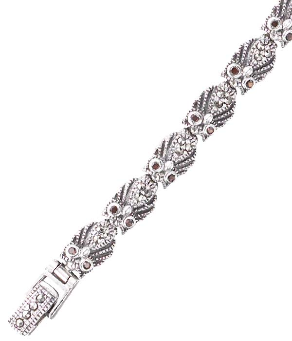 marcasite bracelet BR0281 B 1