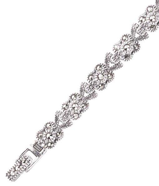 marcasite bracelet BR0283 1