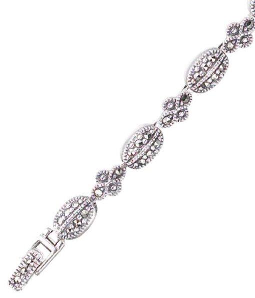 marcasite bracelet BR0295 1