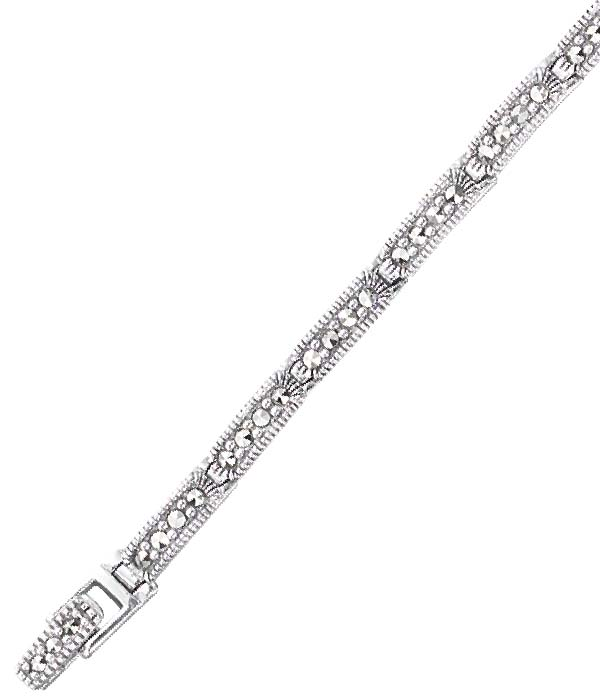 marcasite bracelet BR0313 1