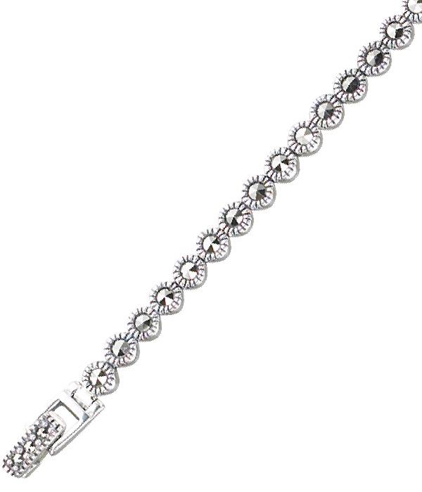 marcasite bracelet BR0326 1