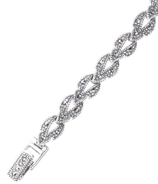 marcasite bracelet BR0360 1