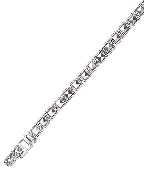 marcasite bracelet BR0365 1