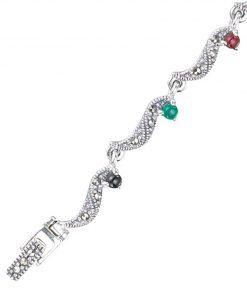 marcasite bracelet BR0375 1