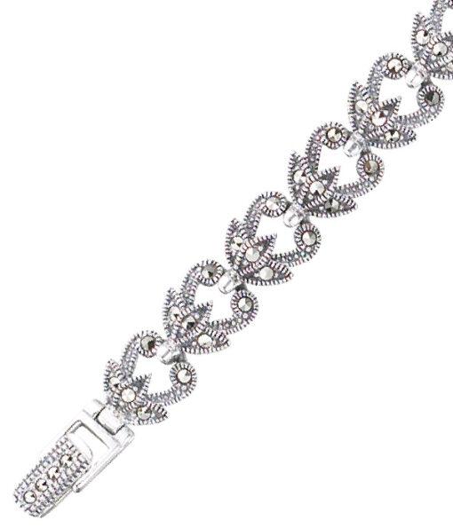 marcasite bracelet BR0394 1