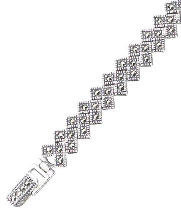 marcasite bracelet BR0398 1