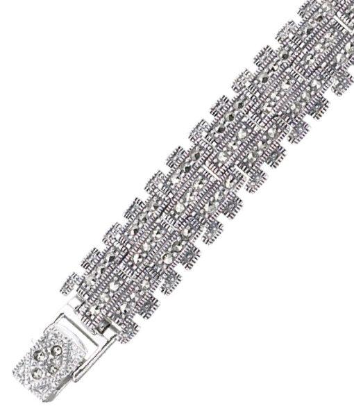 marcasite bracelet BR0434 1