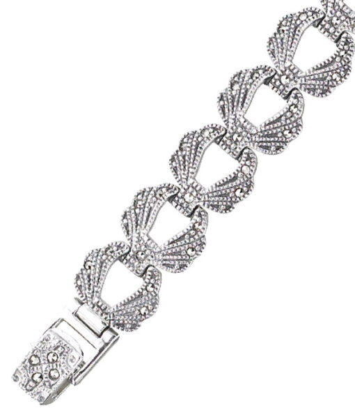 marcasite bracelet BR0435 1