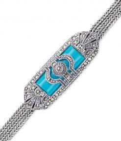 marcasite bracelet BR0438 1