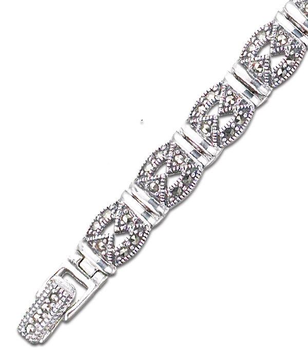marcasite bracelet BR0443 1