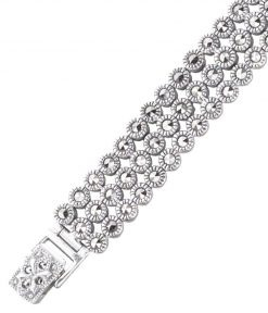 marcasite bracelet BR0455 1