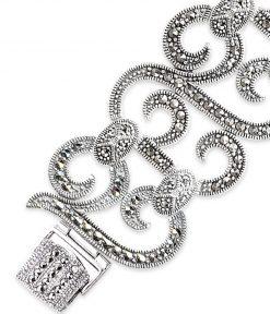 marcasite bracelet BR0471 1