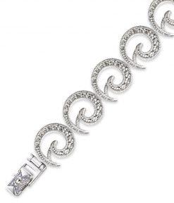 marcasite bracelet BR0473 1