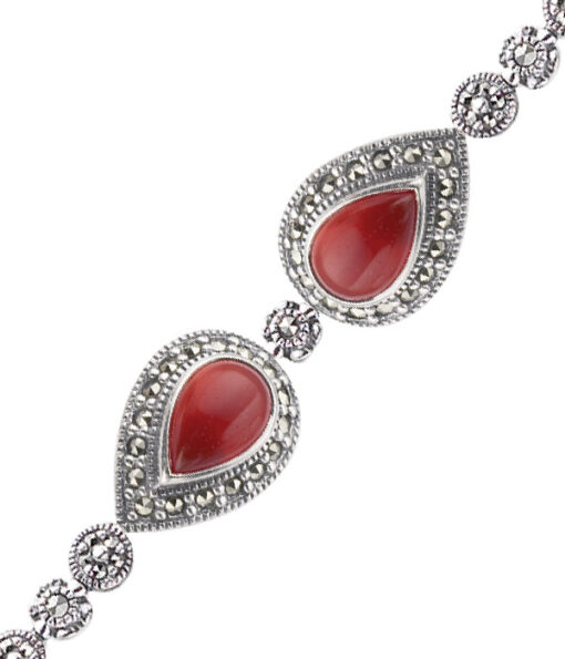 marcasite bracelet BR0474 1