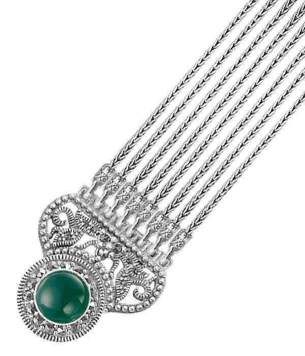 marcasite bracelet BR0486 1