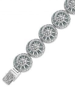 marcasite bracelet BR0488 1