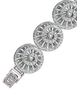 marcasite bracelet BR0489 1