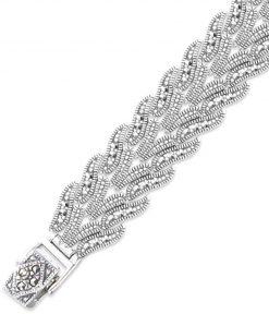 marcasite bracelet BR0494 1