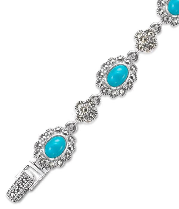marcasite bracelet BR0507 1
