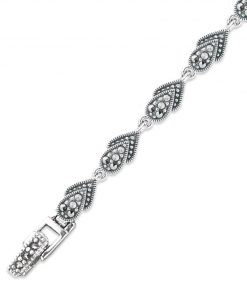 marcasite bracelet BR0510 1
