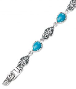 marcasite bracelet BR0511 1