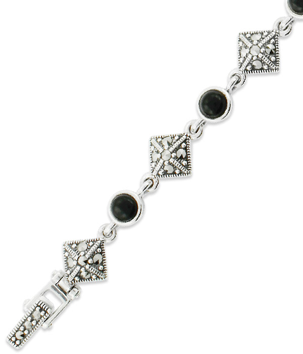 marcasite bracelet BR0517 1