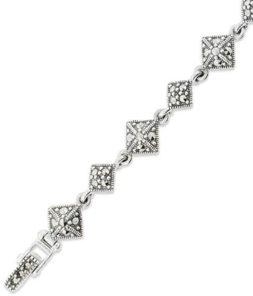 marcasite bracelet BR0518 1