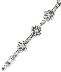 marcasite bracelet BR0523 1
