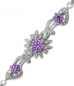 marcasite bracelet BR0525 1