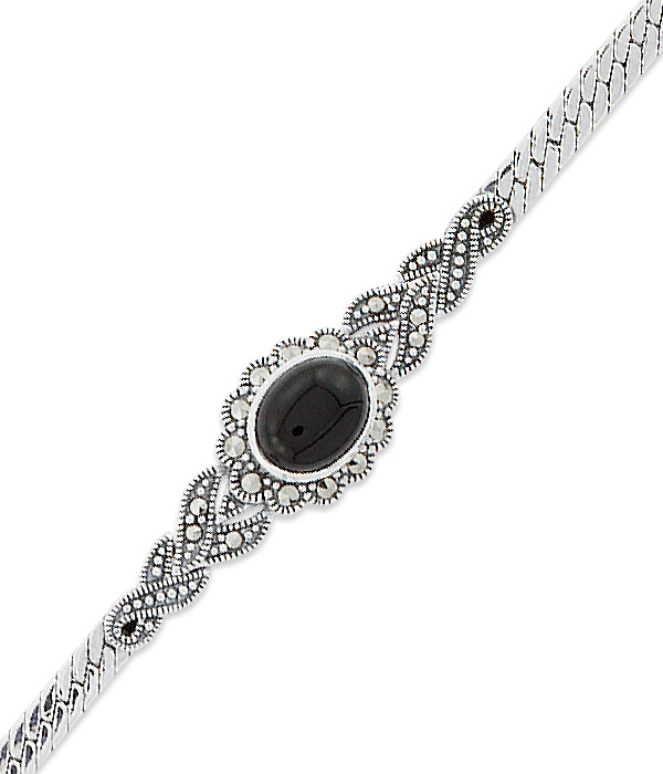 marcasite bracelet BR0526 1