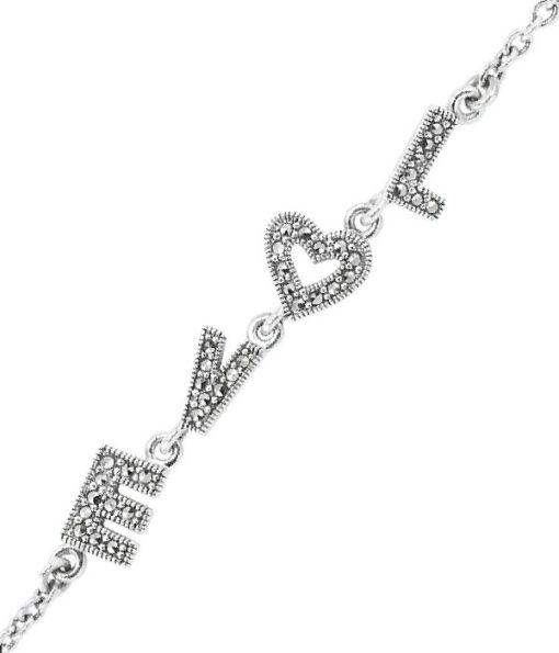 marcasite bracelet BR0546 1