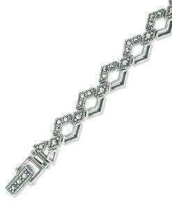 marcasite bracelet BR0547 1