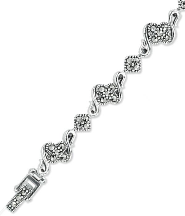 marcasite bracelet BR0548 1