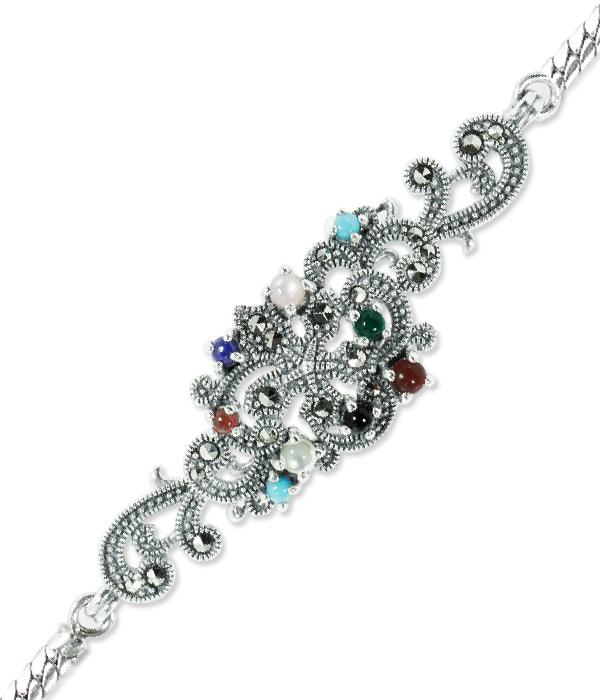 marcasite bracelet BR0566 1