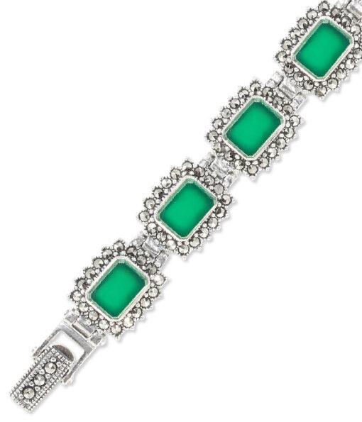 marcasite bracelet BR0580 1