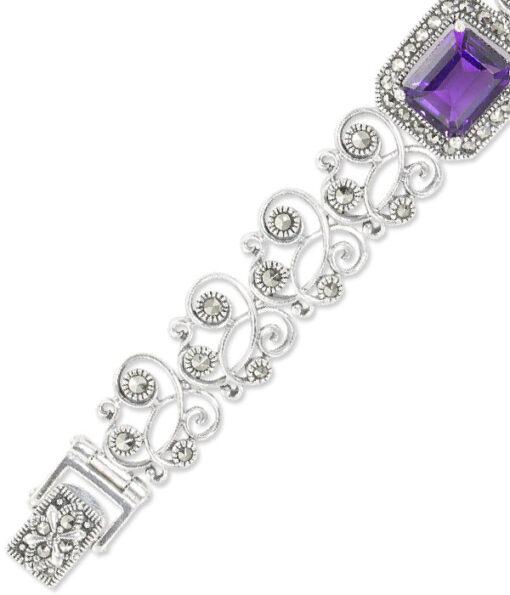 marcasite bracelet BR0591 1