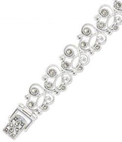 marcasite bracelet BR0595 1