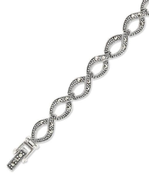 marcasite bracelet BR0596 1