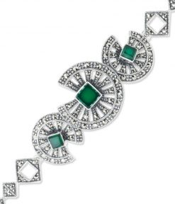 marcasite bracelet BR0608 1